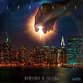 Sparkle the single by Dimitris and Sulene