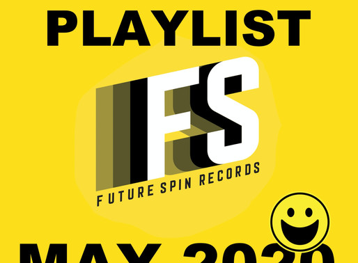 Check out our May playlist on Mixcloud!