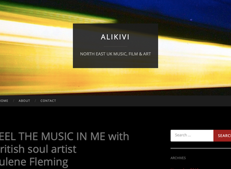 Feel the music in me. An interview with Gary Alikivi