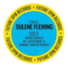 Solo Sulene Fleming Remixes by Moodymanc and Dominic Dawson