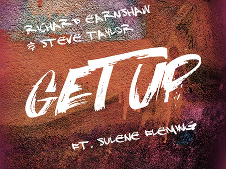 GET UP! Richard Earnshaw and Steve Taylor - BRAND NEW