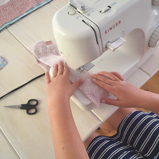 Scrunchie Making