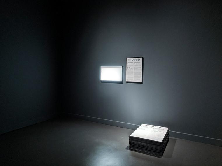 Exhibition View, Caixa Forum Barcelona, 2018
