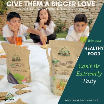Smart Gourmet-Kids will Love it
