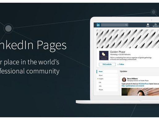 LinkedIn Pages, is the new LinkedIn Product,with Powerful Management & Sharing Options.