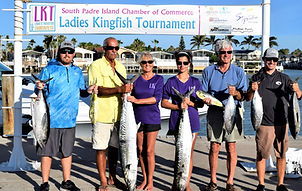 tournament fishing southpadre island, tx