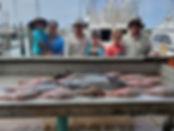 family fishing trips south padre island, TX