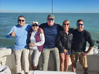 group fishing south padre island, tx
