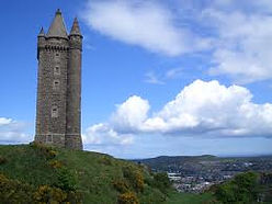Cruise ship Tours Belfast Scrabo Tower.j