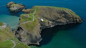 Cruise ship Tours Belfast Carrick a rede