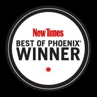 New Times best of phoenix dessert