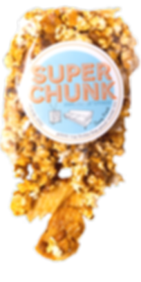 Junk food caramel corn super chunk