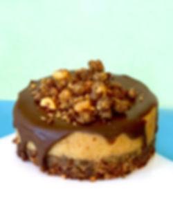Peanut Butter Nanaimo Pie Super Chunk Signature Original Desserts