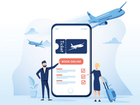 เว็บไซต์จองเที่ยวบินยอดนิยมของไทย ปี 2021