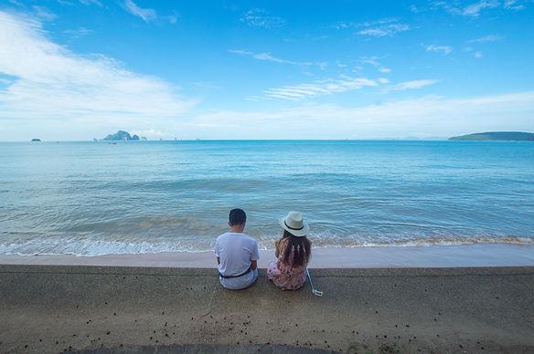 เที่ยวกระบี่ ทะเลไทย ไปกับใครก็ฟิน