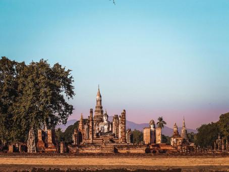 สุโขทัย เสน่ห์แบบไทย ใครได้ไปก็ต้องหลงรัก 3วัน2คืน เพียง 1,064 บ.ต่อคน🛕💚🌫