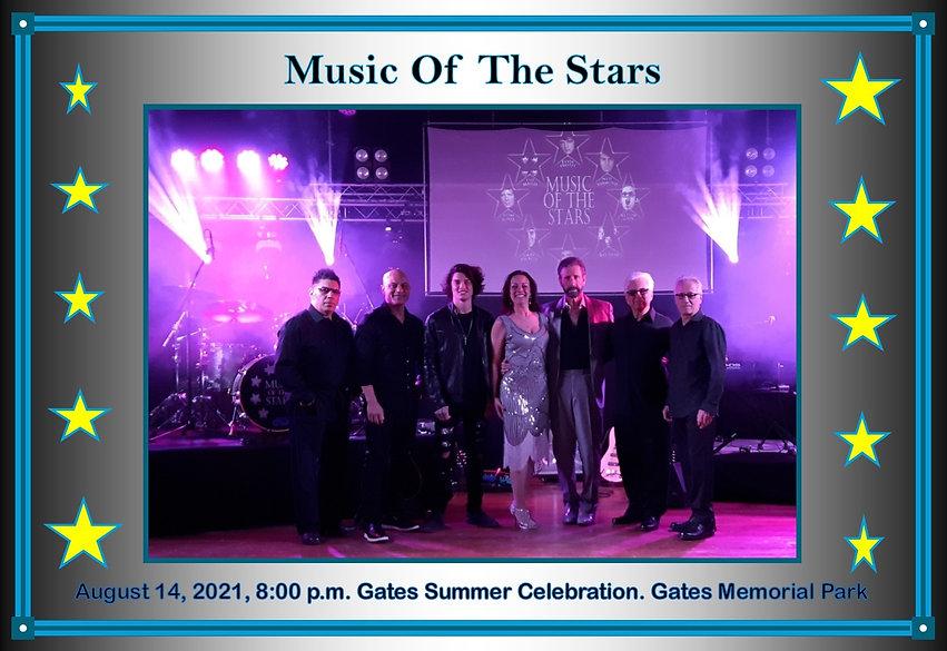 August 14, 2021 Gates Summer Celebration