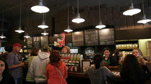 Vaudeville Etiquette in Starbucks stores nationwide
