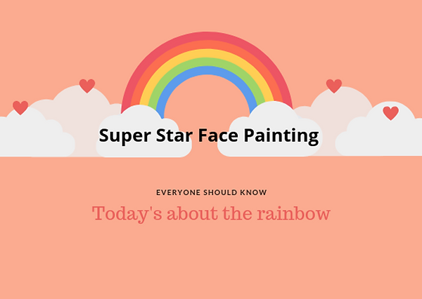 Super Star Face Painting - its about the