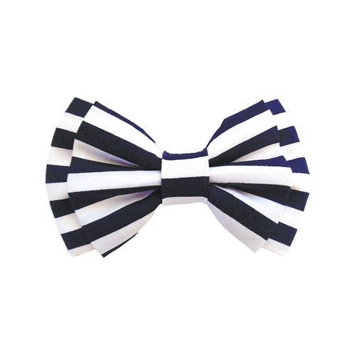 Navy Stripes: S