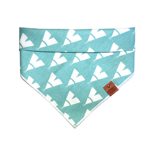 Teal Teepees - XS