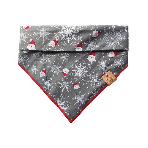 Snowing Santas - XL