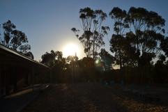 Sunset at Retreat