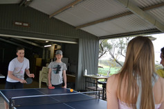 Games Shed Table Tennis