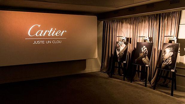 Cartier exibition