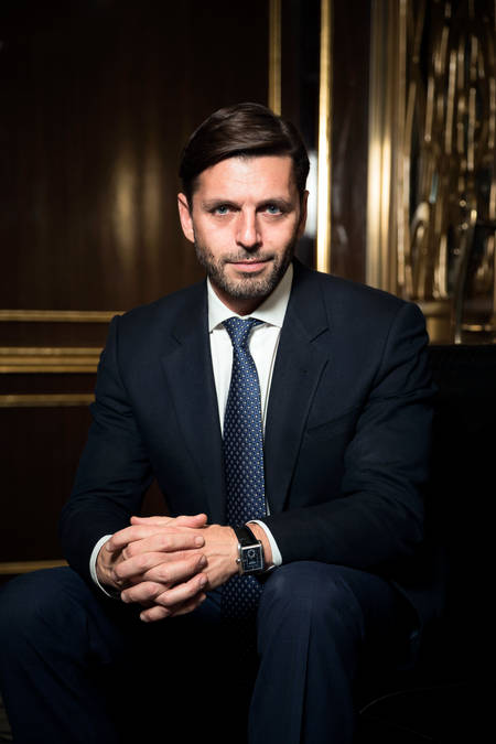 Николай Усков для Forbes