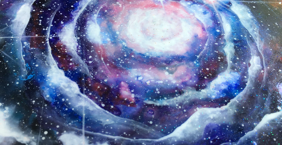 Galactic close-up