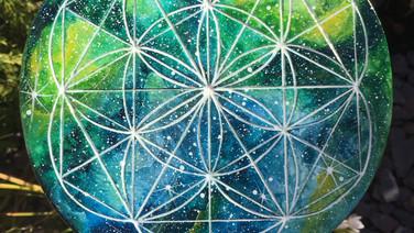 Seed Of life grid