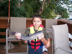 Alex's Big Catfish