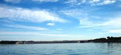 Lake Bridgeport Dam