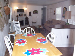 Angler Dining Area