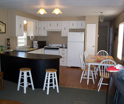 Equipped Kitchen and Dining