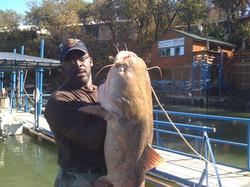 Lake Record Catfish