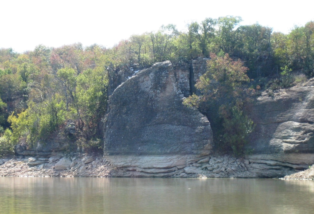 Large Rock Structures