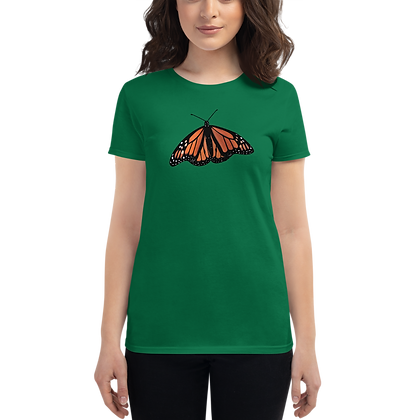 Monarch Buttefly Women's short sleeve t-shirt