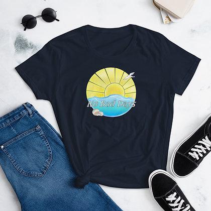 No Bad Days Women's short sleeve t-shirt