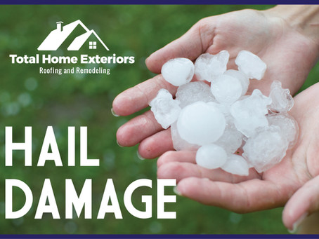 Hail Damage 101: What Does Hail Damage Look Like and How Serious Is It?