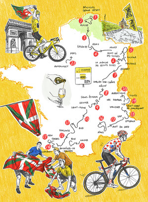 Rouleur Magazine - Tour De France 2019