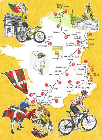 Rouleur Magazine - Tour De France 2019