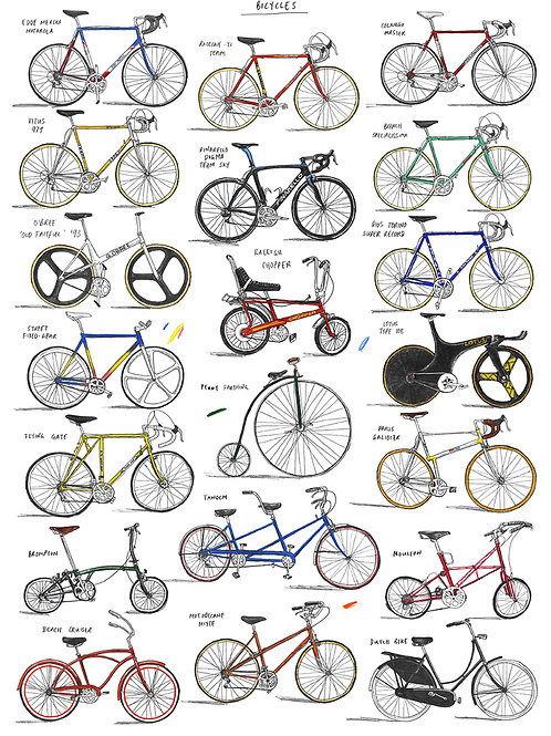 Bicycles - A2