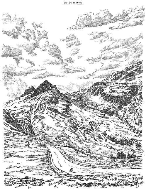 Col Du Glandon -A2