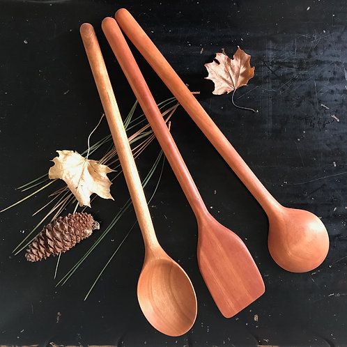 Cherry Spoon Set