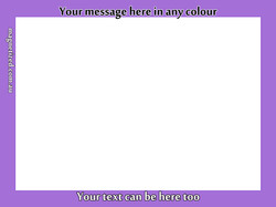 Basic Fluro Purple