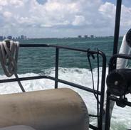 Seatrialling Miami