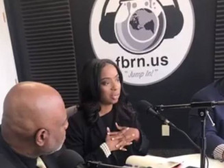 Dr. Candice Bledsoe speaks with Ed Gray on the Commish.