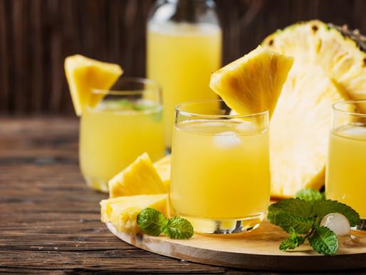 Recette jus de fruit exotique